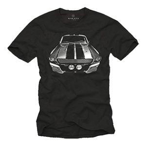 Camisetas de coches