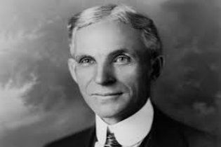 Personajes: Henry Ford