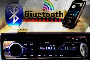 Radio Bluetooth coche